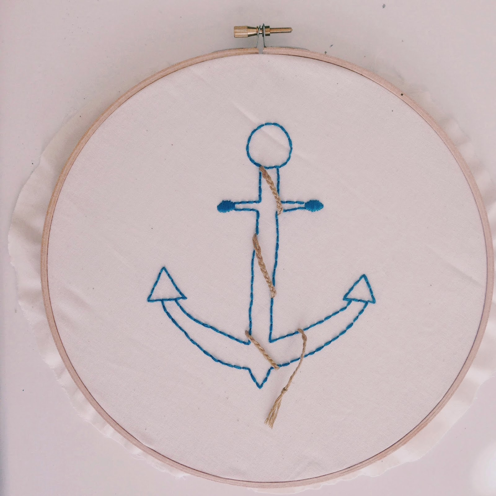 nautical-hoop-art