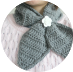 ascot-neck-scarf-crochet-pattern