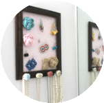 diy-love-lace-framed-jewelry-holder