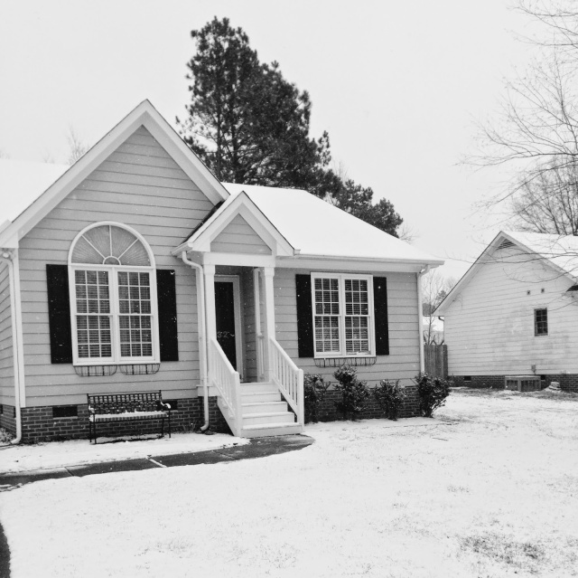 our-snowy-home