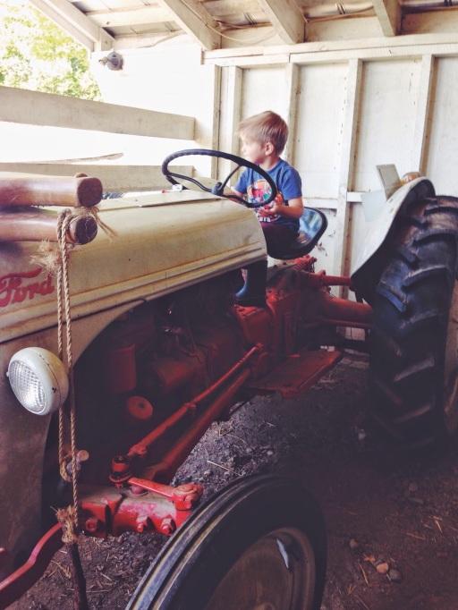 vintage-tractor