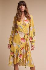 vintage yellow floral || http://shopstyle.it/l/dL4p